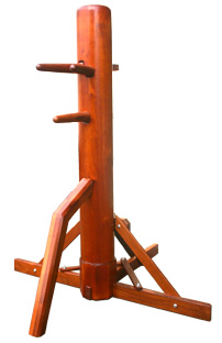 Tripod Wooden Dummy